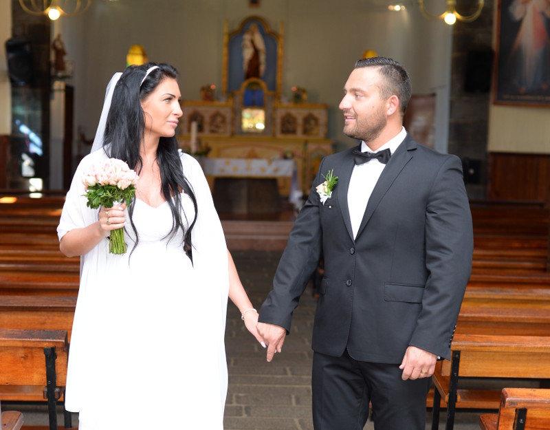 Sandra I Krystian – ślub Na Mauritiusie