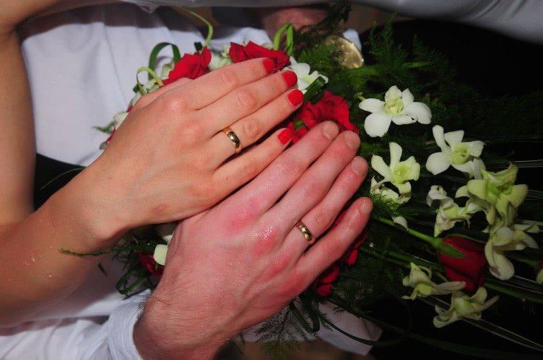 Ślub NaMaritiusie Marleny IAdriana