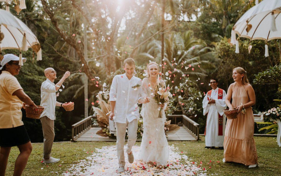 Ślub naBali – Magda iAdam