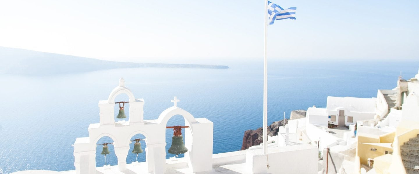 Santorini Wedding Slider 1440x600