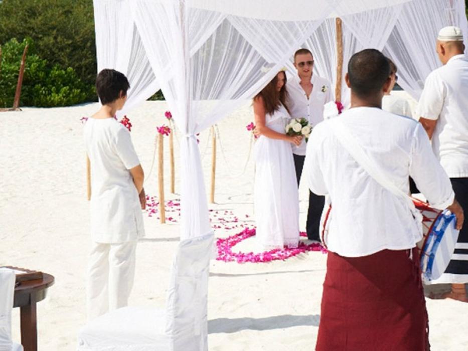 Ślub naMauritiusie